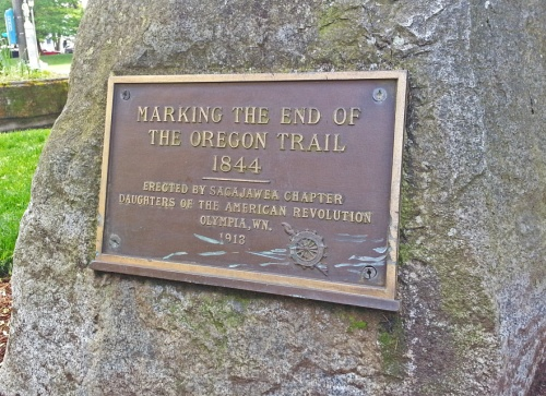 The End of the Oregon Trail