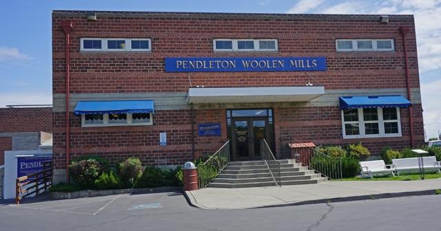 Pendleton Woolen Milll