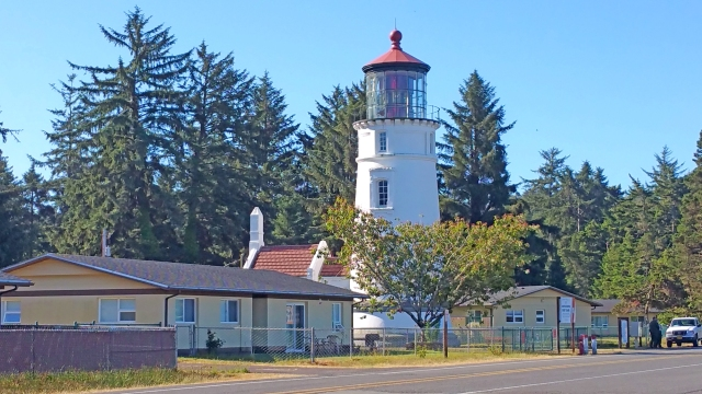 Winchester Bay Lighthouse